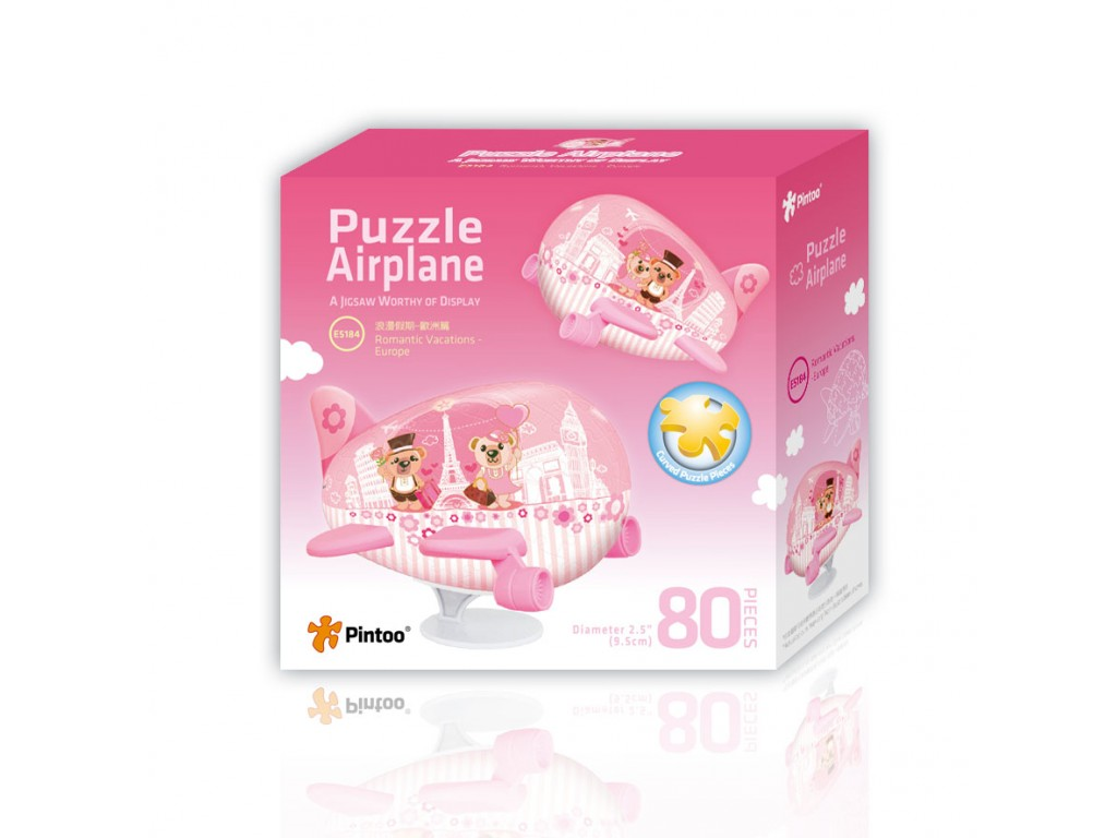 pintoo-3d-airplane-puzzle-romantische-ferien-in-europa-80-teile-puzzle-pintoo-e5184