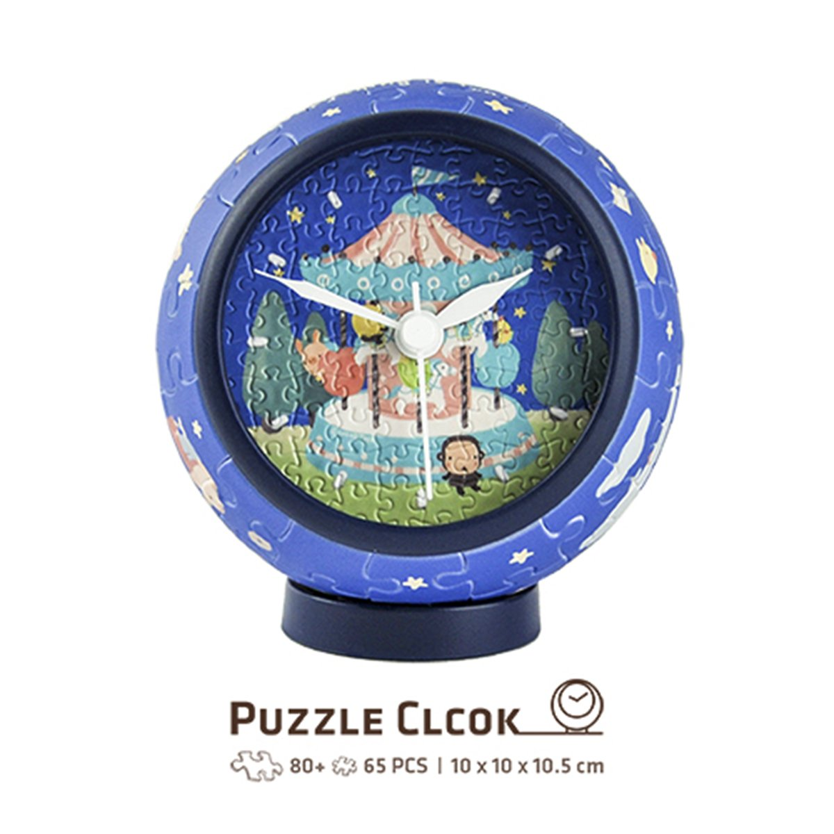 pintoo-3d-puzzle-clock-young-heart-145-teile-puzzle-pintoo-kc1003