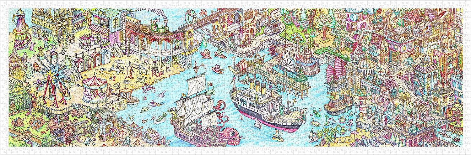 pintoo-puzzle-aus-kunststoff-tom-parker-dino-city-and-bay-2000-teile-puzzle-pintoo-h1954