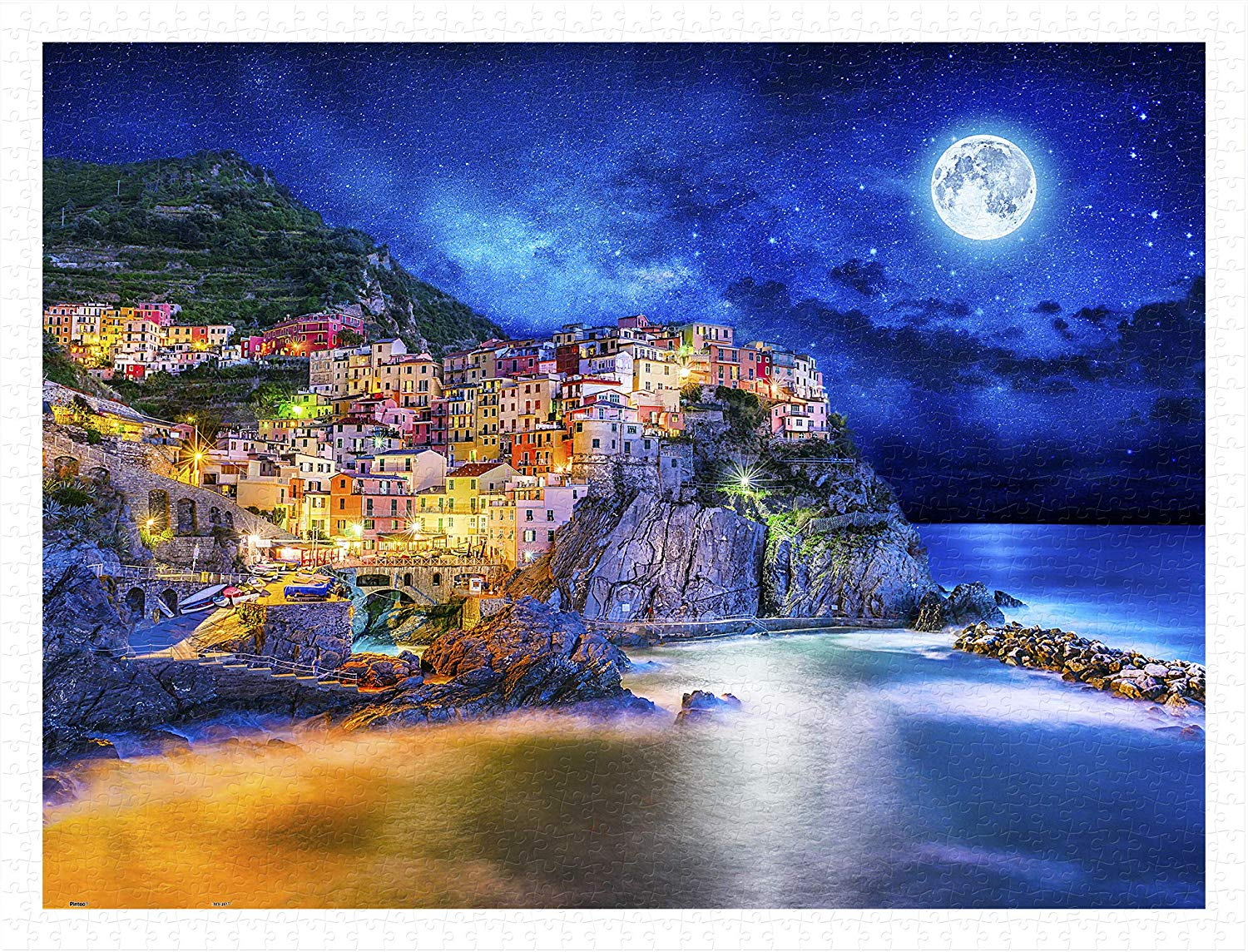 pintoo-puzzle-aus-kunststoff-starry-night-of-cinque-terre-italy-1200-teile-puzzle-pintoo-h2056
