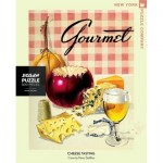 Puzzle  New-York-Puzzle-GO2108 XXL Teile - Cheese Tasting