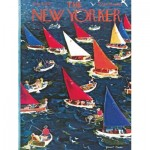 Puzzle  New-York-Puzzle-NY1807 XXL Teile - Tactless Tacking