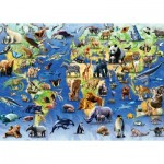 Puzzle   Endangered Animals