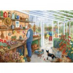 Puzzle  Otter-House-Puzzle-74130 The Gardener's Room