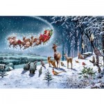 Puzzle  Otter-House-Puzzle-74459 Magical Christmas
