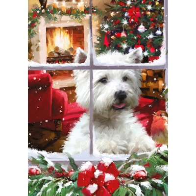 Puzzle Otter-House-Puzzle-75803 Waiting for Santa