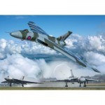 Puzzle   Vulcan XH558