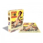 Puzzle  Zee-Puzzle-18528 Attack Of The 50ft Woman