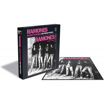 Puzzle Zee-Puzzle-23449 Ramones - Rocket To Russia