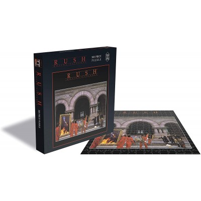 Puzzle Zee-Puzzle-23455 Rush - Moving Pictures