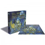 Puzzle  Zee-Puzzle-23966 Iron Maiden - Live After Death