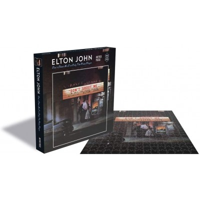 Puzzle Zee-Puzzle-25151 Elton John - Dont Shoot me I'm Only the Piano Player