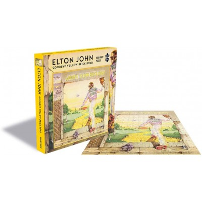 Puzzle Zee-Puzzle-26214 Elton John - Goodbye Yellow Brick Road