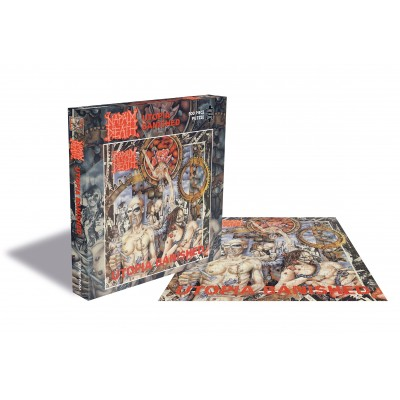 Puzzle Zee-Puzzle-26708 Napalm Death - Utopia Banished