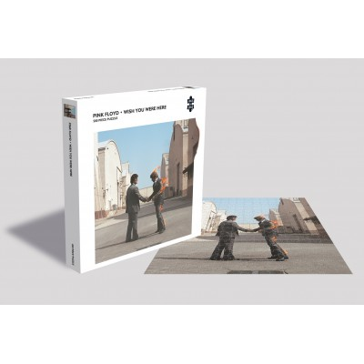 Puzzle Zee-Puzzle-26812 Pink Floyd - Wish You Were Here