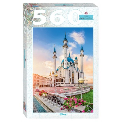 Puzzle Step-Puzzle-78096 Kul Sharif Mosque in Kazan