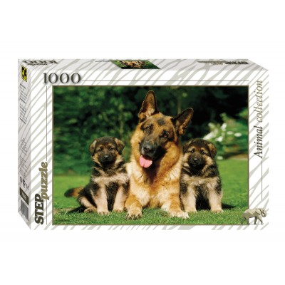 Puzzle Step-Puzzle-79091 Friendy Family