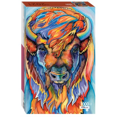 Puzzle Step-Puzzle-79200 2021 is a year of the Ox