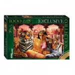 Puzzle  Step-Puzzle-79517 Gold Series - Indian Princess
