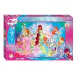 Puzzle  Step-Puzzle-96024 Winx - My Fairy Friend