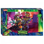 Puzzle  Step-Puzzle-97070 Ninja Turtles
