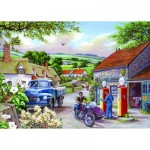 Puzzle  The-House-of-Puzzles-1653 XXL Teile - Topping Up