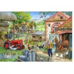 Puzzle  The-House-of-Puzzles-1752 Manor Farm