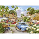 Puzzle  The-House-of-Puzzles-2209 XXL Teile - Morning Fresh