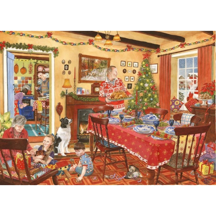 Christmas Collectors Edition No.8 - Unexpected Guest