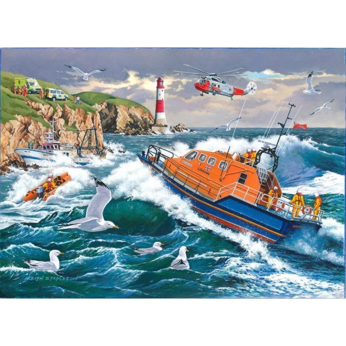For Those In Peril - Royal National Lifeboat Institution
