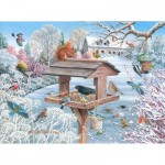 Puzzle  The-House-of-Puzzles-3008 XXL Teile - Crumbs Of Comfort