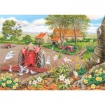 Puzzle  The-House-of-Puzzles-3114 XXL Teile - Red Harrows