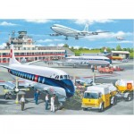 Puzzle  The-House-of-Puzzles-3138 XXL Teile - Up & Away