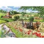 Puzzle  The-House-of-Puzzles-3947 XXL Teile - Windmill Lane