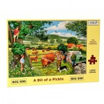 Puzzle  The-House-of-Puzzles-4319 XXL Teile - A Bit Of A Pickle