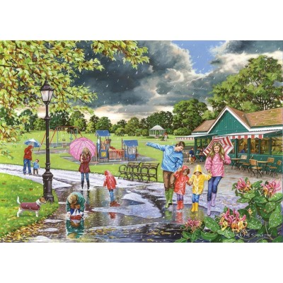 Puzzle The-House-of-Puzzles-4449 Puddles