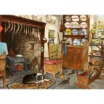 Puzzle   XXL Teile - Fisherman's Cottage