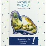 The-Wild-Puzzle-760029 Wooden Puzzle - Newborns