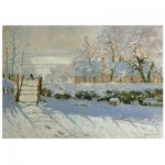 Wentworth-730904 Holzpuzzle - Claude Monet - The Magpie