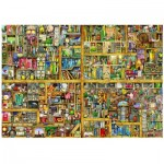 Wentworth-800513 Holzpuzzle - Colin Thompson - Shelf Life