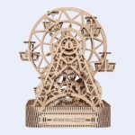 Wooden-City-WR306-8053 3D Holzpuzzle - Riesenrad