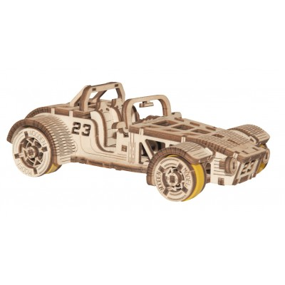 Wooden-City-WR337-8695 3D Holzpuzzle -